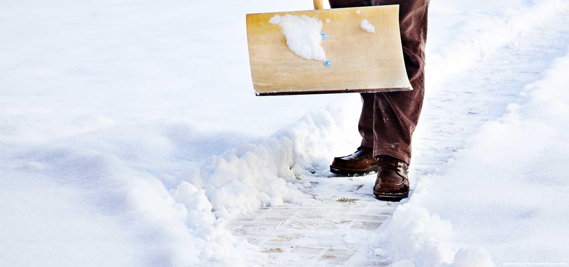 Schneeräumdienst Hamburg