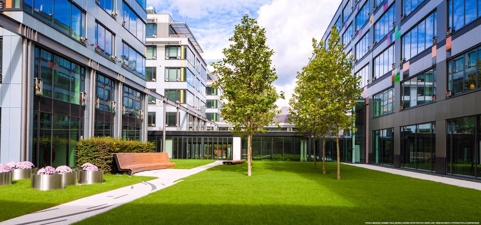 Gebäudedienste von Haus&Garten in Hamburg für glänzende Ergebnisse