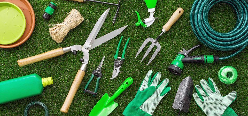 Hilfreiche Gartenwerkzeuge für ein Gartenpflege-Abo